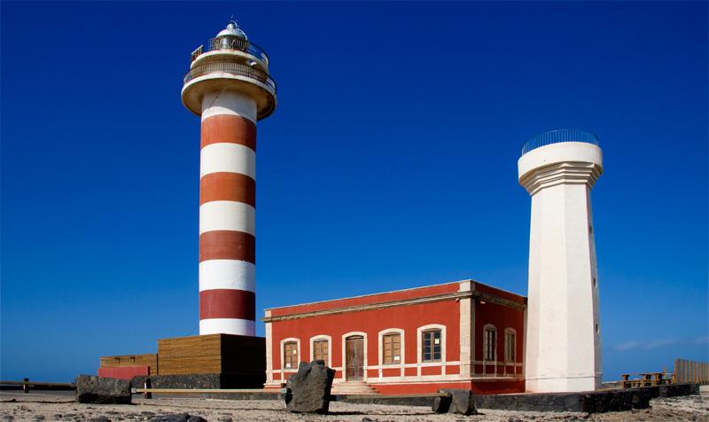El Cotillo: Faro de El Tostón | Macaronesia Guía de Fuerteventura