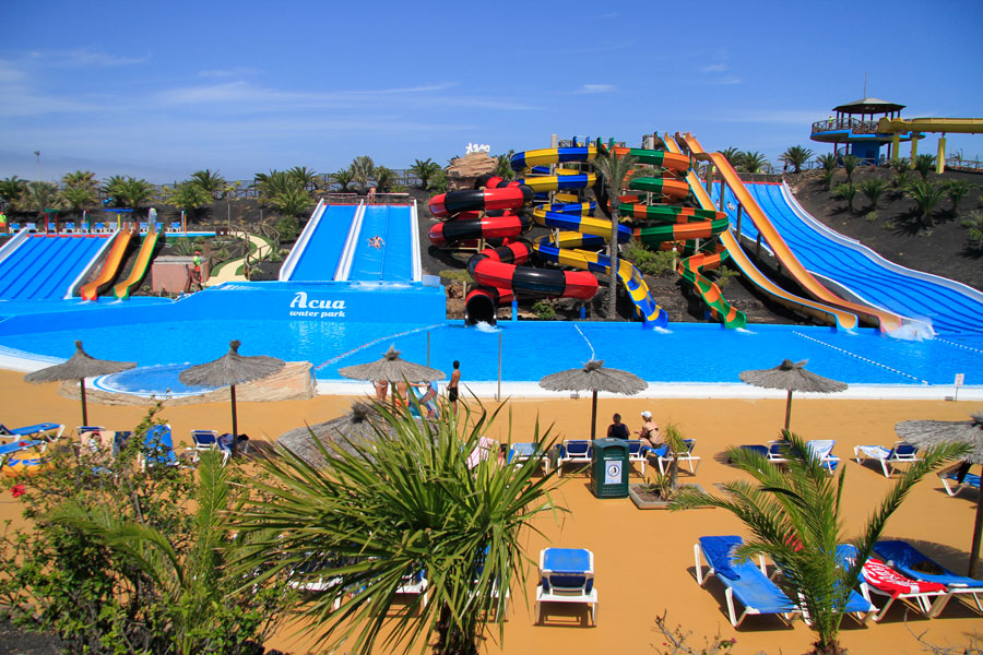 Acua Water Park, An unforgettable experience for kids | Macaronesia Fuerteventura