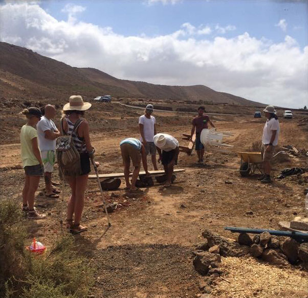 Common Orchards, from sustainability | Macaronesia Fuerteventura