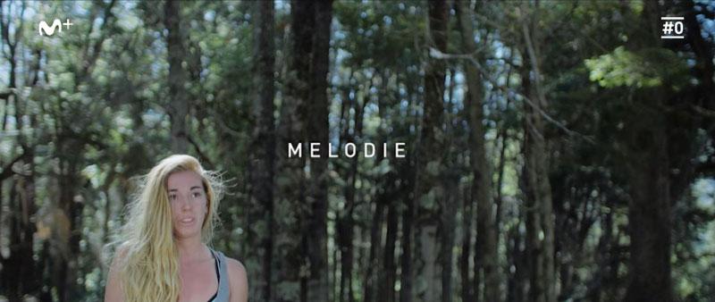 Melodie Bohny en el docureality El Puente | Macaronesia Fuerteventura