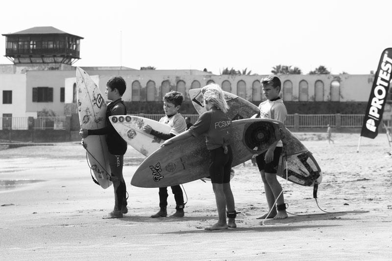 Promesas del Surf Fuerteventura 2017 | Macaronesia Fuerteventura