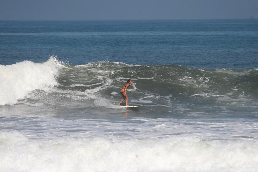 Lisi Suárez, surf Fuerteventura | Macaronesia Fuerteventura