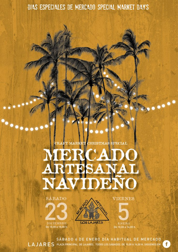 Mercado Artesanal Navideño Los Lajares | Macaronesia Fuerteventura