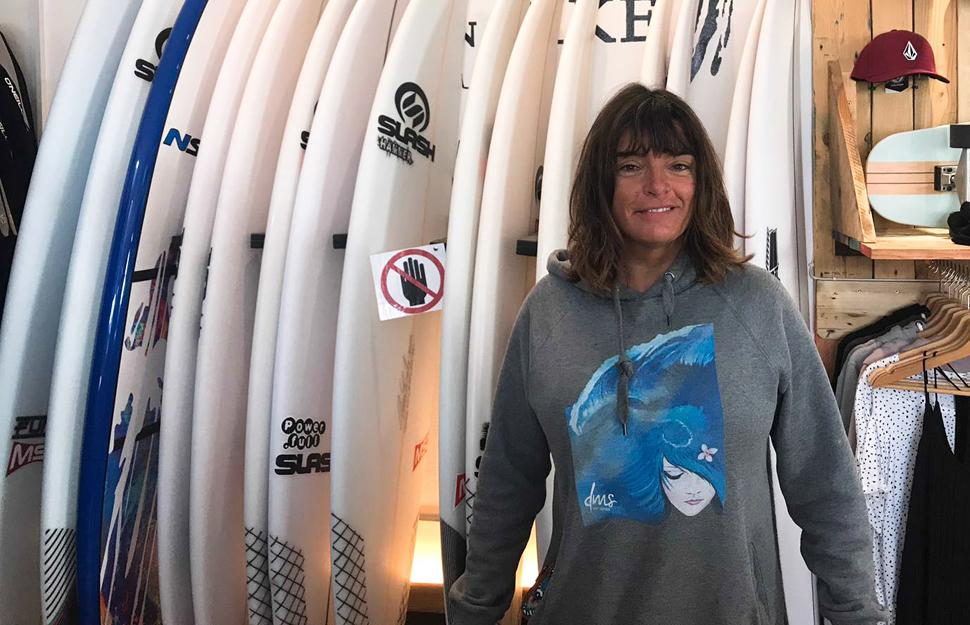 Surferas: Sonia | Macaronesia Fuerteventura