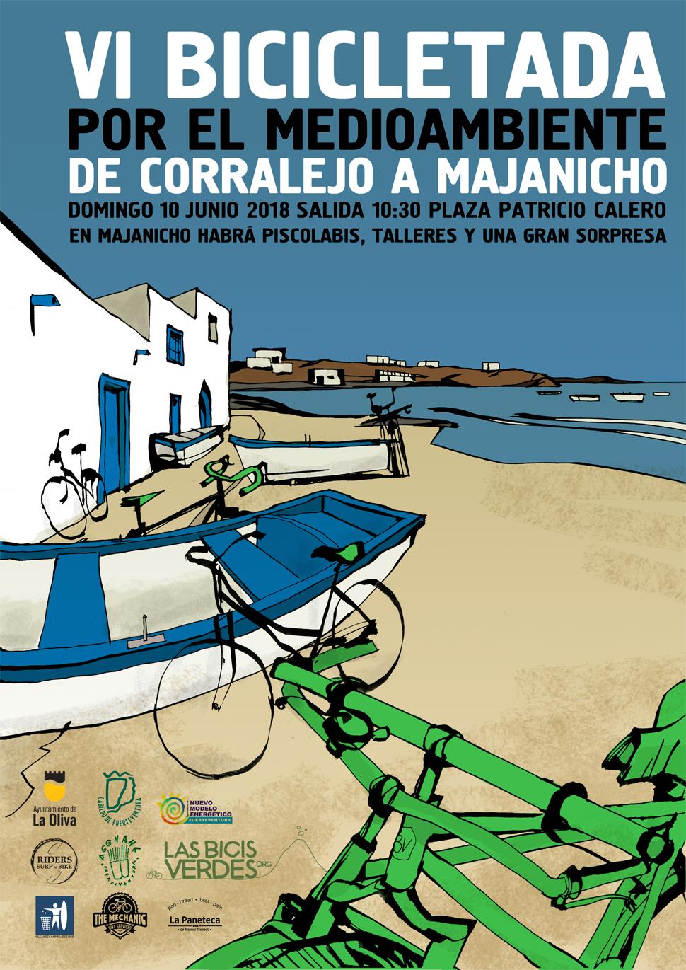 VI Bicicletada por el Medioambiente | Macaronesia Fuerteventura