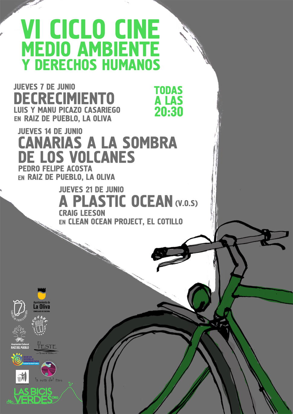 Ciclo de cine La Oliva | Macaronesia Fuerteventura