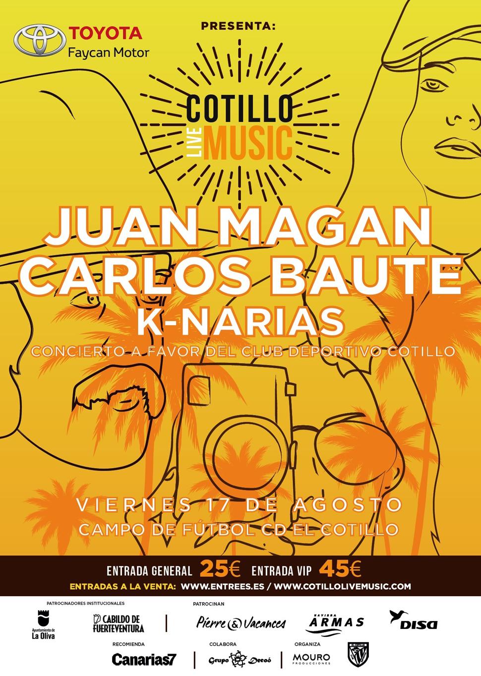 Cotillo Live Music Festival | Macaronesia Fuerteventura