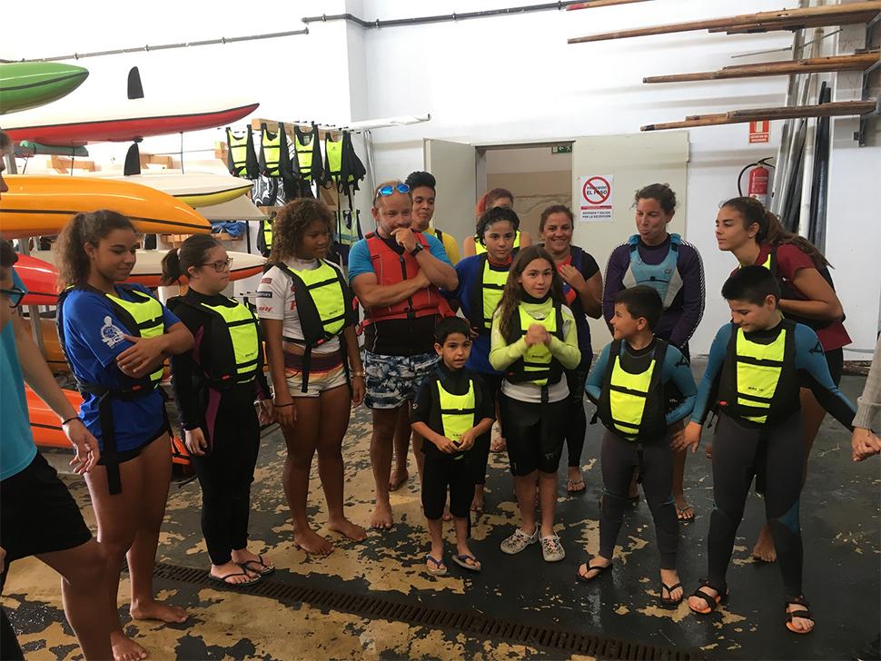 La Oliva: Deporte Por Todos | Macaronesia Fuerteventura