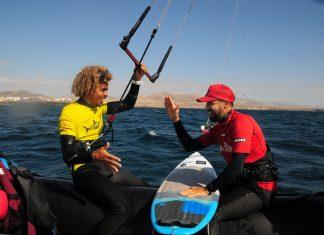 Kitesurfing: Matchu Lopes | Macaronesia Fuerteventura