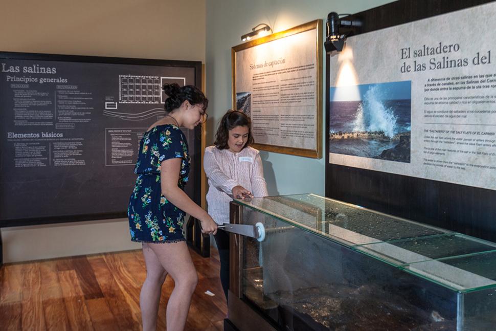 Museo de Las Salinas del Carmen | Macaronesia Fuerteventura