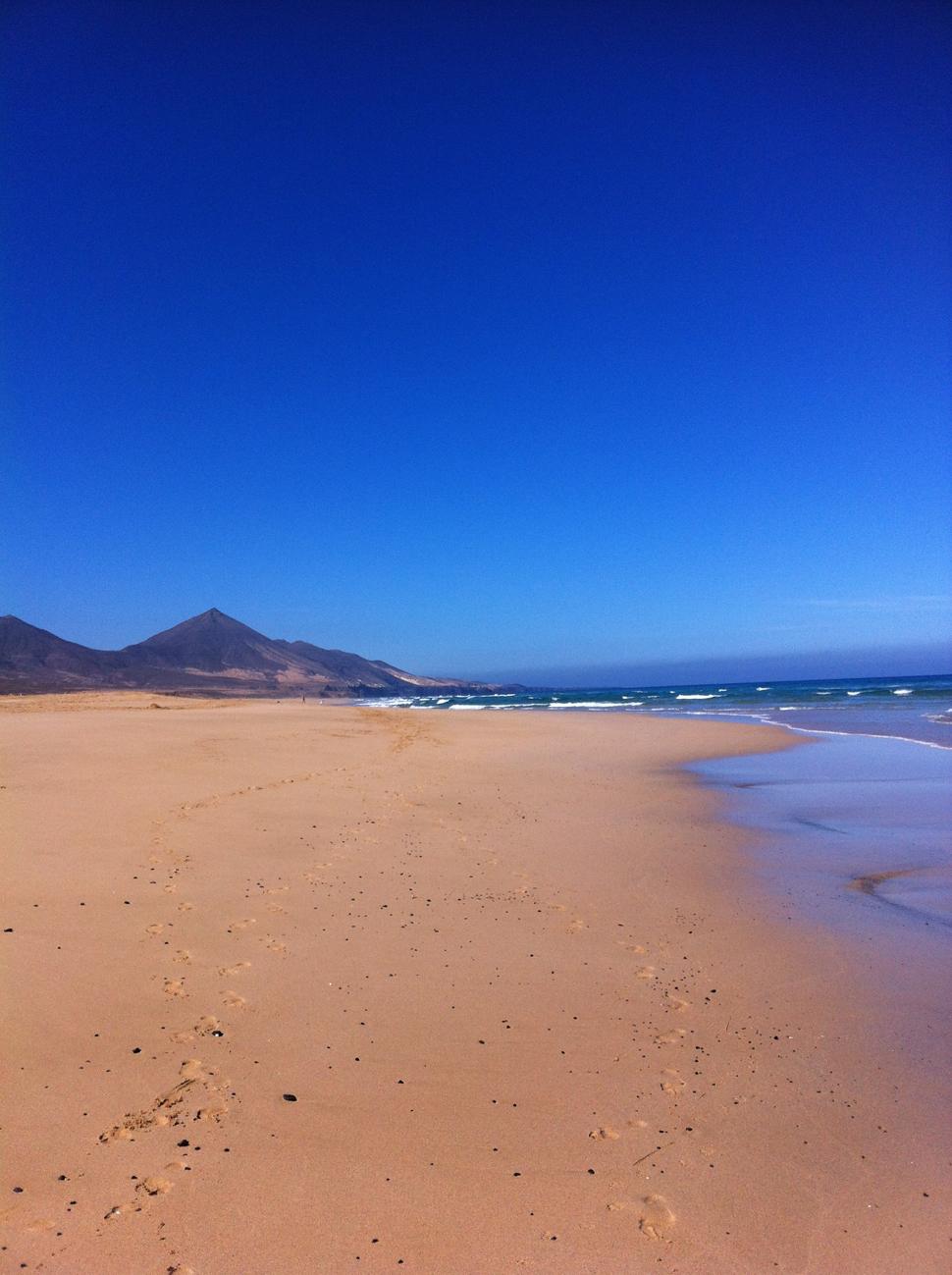 Cofete beach | Macaronesia fuerteventura