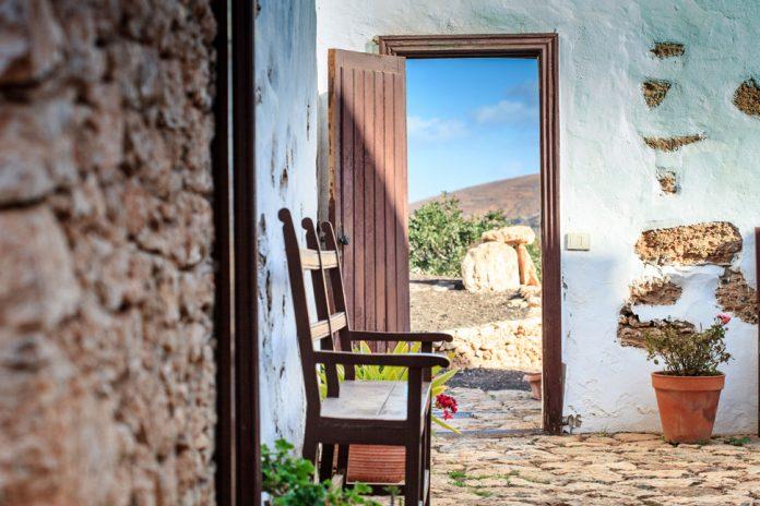 Centro de Interpretación de Los Molinos   Macaronesia Fuerteventura