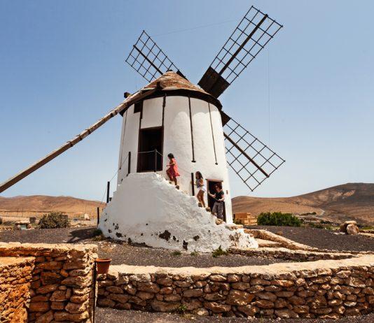Centro de Interpretación Los Molinos | Macaronesia Fuerteventura
