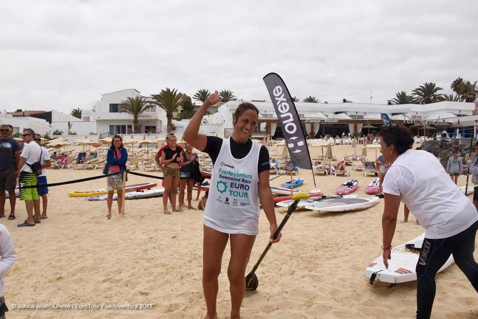 Ejemplo de superación, Equipo Onexe | Macaronesia Fuerteventura