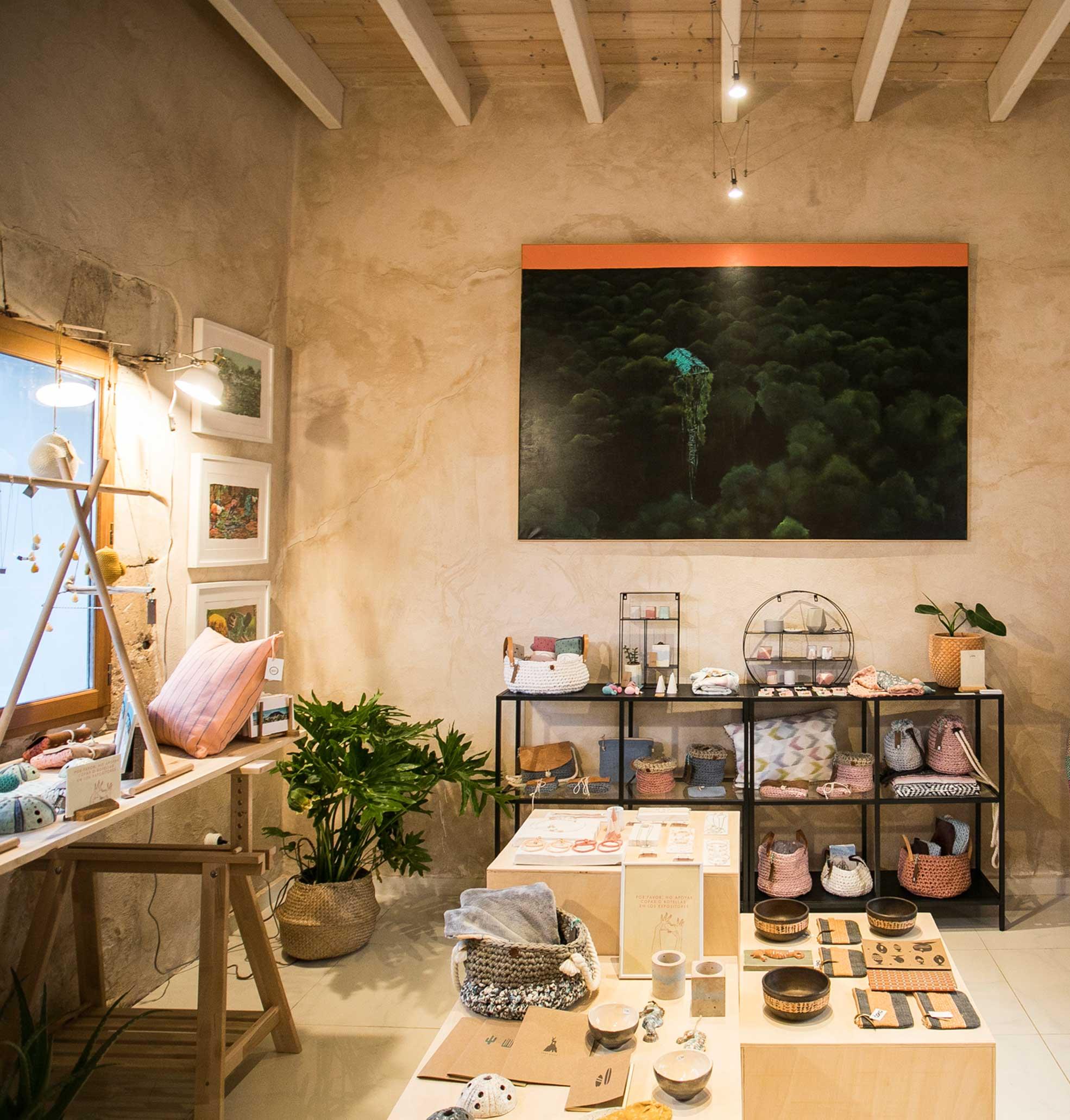 Lapa Studio, arte y decoración en EL Cotillo | Macaronesia Fuerteventura