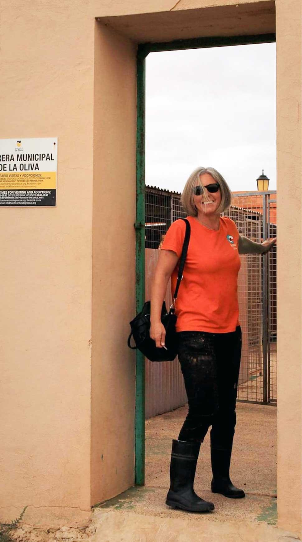 Annile Dunn: Fuerteventura Dog Rescue | Macaronesia Fuerteventura
