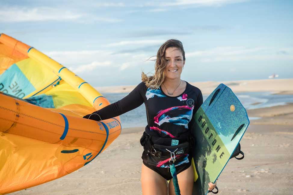 Julia Castro, Kite & Wake | Macaronesia Fuerteventura