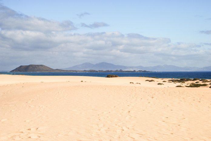 Parque Natural Dunas de Corralejo   Macaronesia Fuerteventura