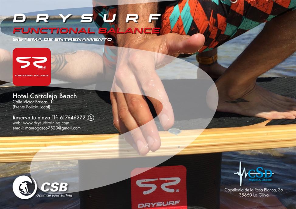 Drysurf Training Corralejo | Macaronesia Fuerteventura