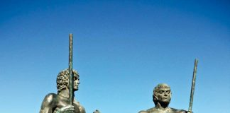 Historia de Fuerteventura: rendición de Erbania | Macaronesia Fuerteventura