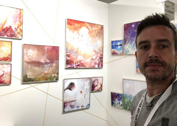 Hugo Rami, el pintor de las emociones   Macaronesia Fuerteventura