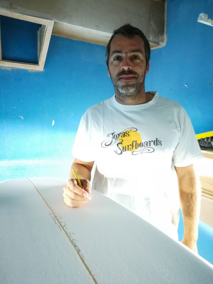 Julien Sicre Shaper   Macaronesia Fuerteventura