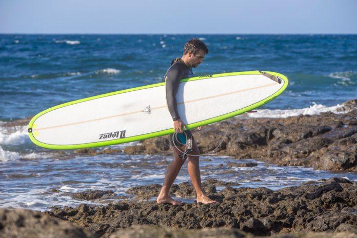 Alberto de Mario, Longboard | Macaronesia Fuerteventura