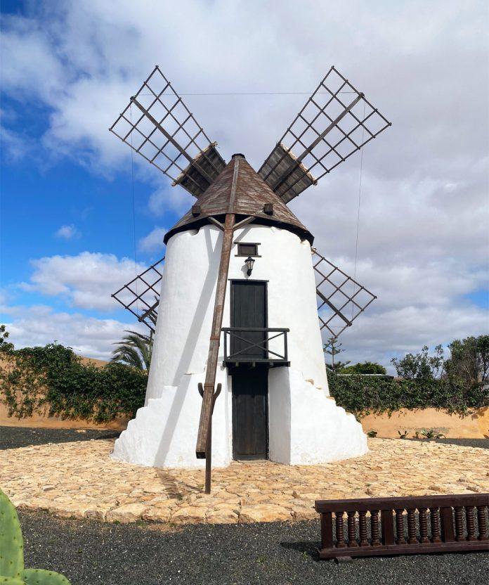 Molino de viento de Durazno (Antigua)