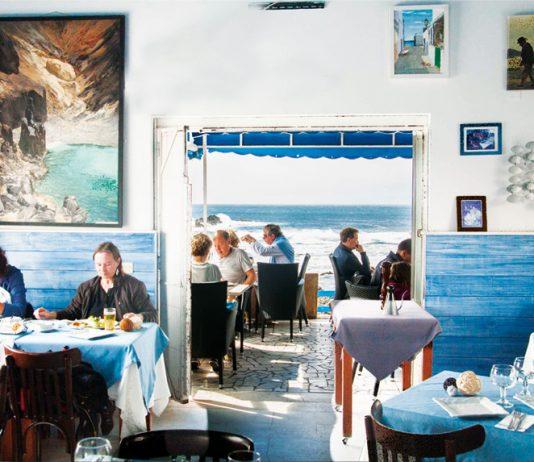 Vaca Azul Restaurant   Macaronesia Fuerteventura