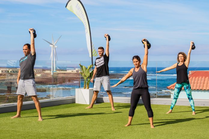 Movebetter® Jornada de puertas abiertas, Endorfina   Macaronesia Fuerteventura