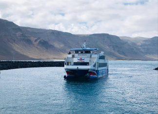 El nuevo catamarán de Líneas Romero | Macaronesia Fuerteventura