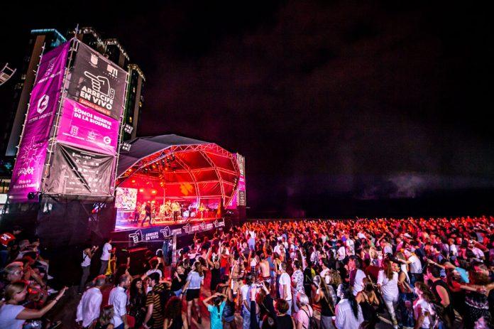 Festival Arrecife En Vivo | Macaronesia Fuerteventura