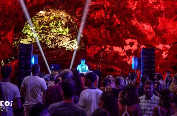 Jameos Music Festival 2019 Lanzarote   Macaronesia Fuerteventura