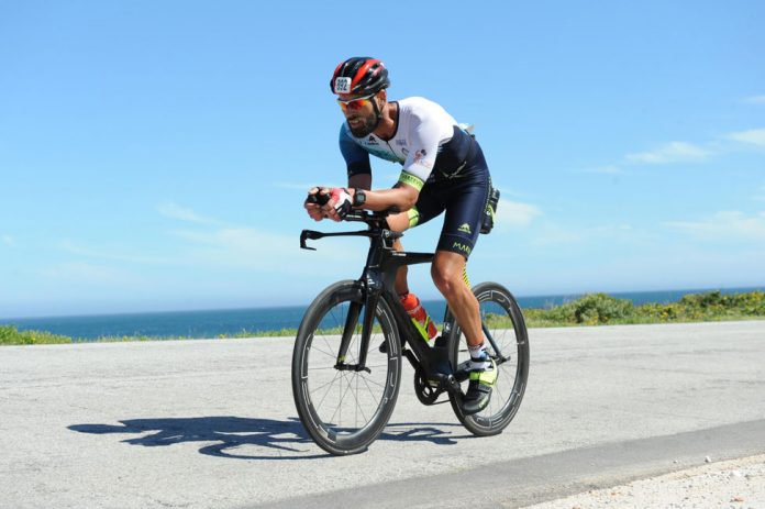 Orlando Fajardo, the challenge to get to the finish line for