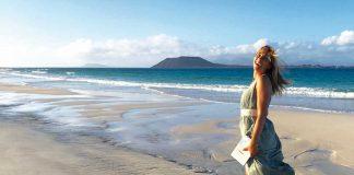 #todoesposible, primera novela de Agustina Cadel | Macaronesia Fuerteventura