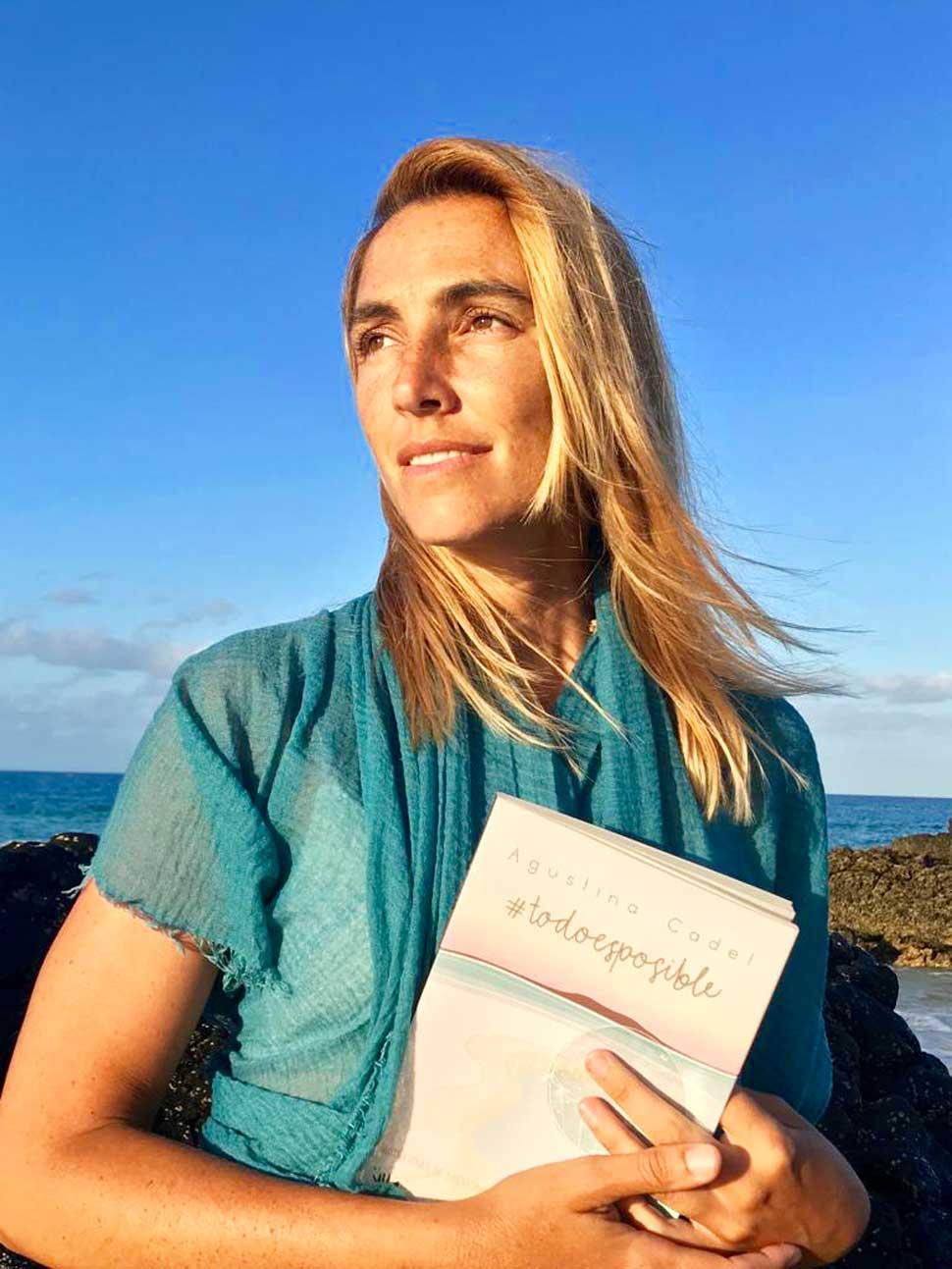 #todoesposible, the first novel by Agustina Cadel | Macaronesia Fuerteventura