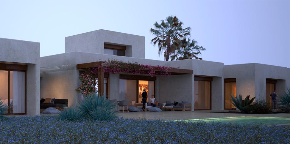Arquitectura bioclimática: MF Arquitectos Fuerteventura y Lanzarote | Macaronesia Fuerteventura