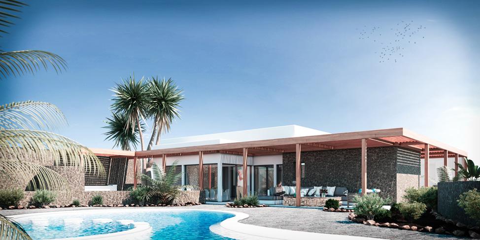 Arquitectura con estilo, diseño y armonía | Macaronesia Fuerteventura