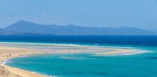 Sotavento Beaach | Macaronesia Fuerteventura