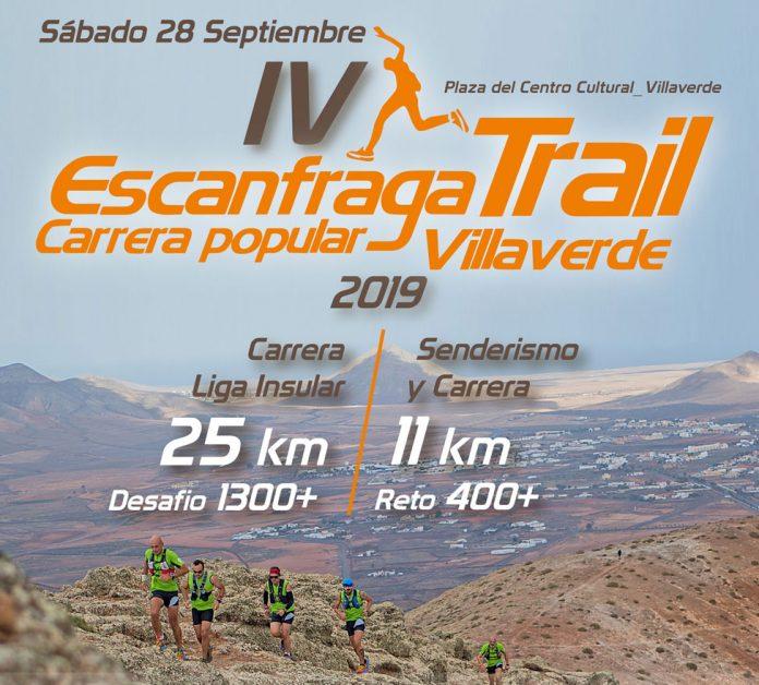 Escanfraga Trail | Macaronesia Fuerteventura