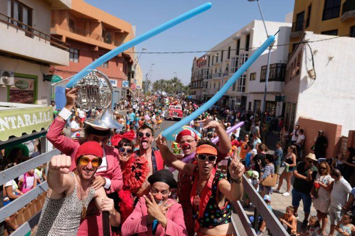 International Clown Festival of Fuerteventura, Tran Tran   Macaronesia
