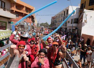 Festival Internacional de Payasos de Fuerteventura Tran Tran | Macaronesia Fuerteventura