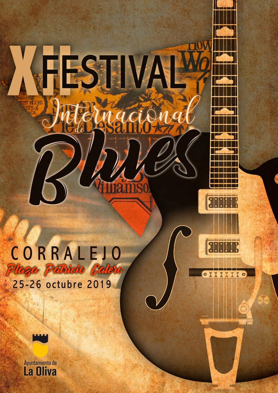 International Blues Festival of Corralejo