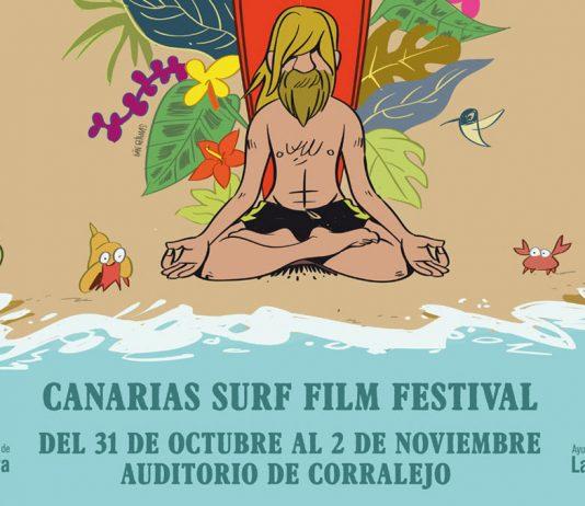 Canarias Surf Film Festival Corralejo   Macaronesia Fuerteventura