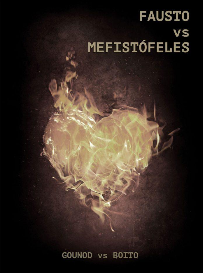 Festival de Artes Escénicas, Escena Lanzarote, opera Fausto vs Mefitófeles