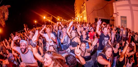 Arrecife en Vivo, última jornada de festival   Macaronesia Fuerteventura