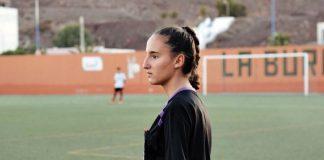 Gabriella Rodríguez, con el arbitraje y el feminismo en vena