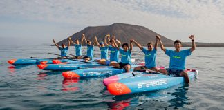 Onexe, the best SUP RACE club in Spain
