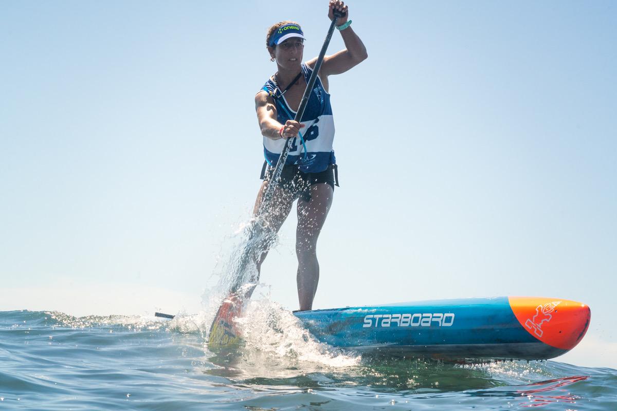 Esperanza Barreras, campeona del mundo | Macaronesia Fuerteventura