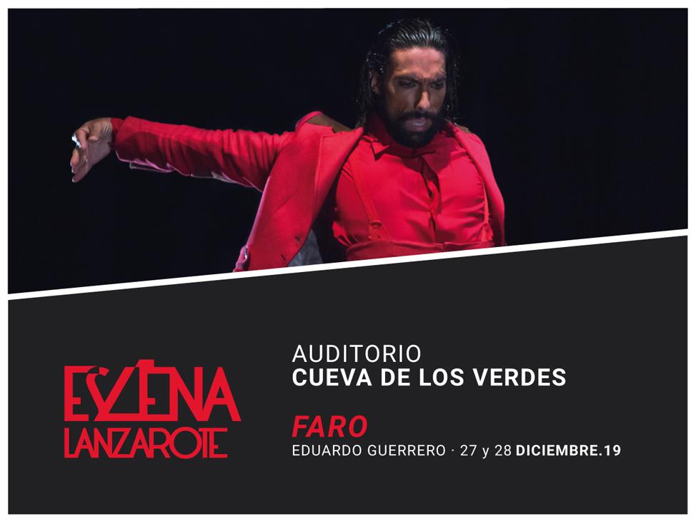 Espectáculo FARO, Escena Lanzarote | Macaronesia Fuerteventura